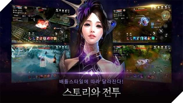 Cabal Mobile gồm nhiều câu chuyện và bối cảnh game đa dạng