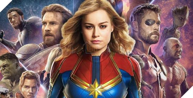 Captain Marvel góp phần thúc đẩy doanh thu MCU
