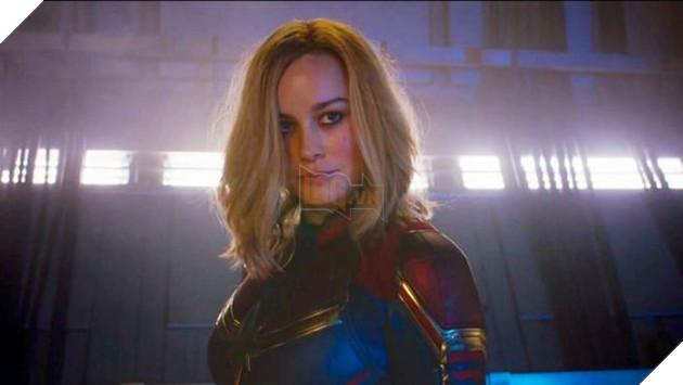 Captain Marvel góp phần thúc đẩy doanh thu MCU 2