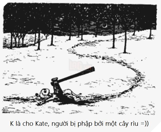 Tổng hợp tranh bảng chữ cái rùng rợn Alphabet khiến cả thế giới sợ hãi 11