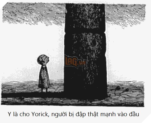 Tổng hợp tranh bảng chữ cái rùng rợn Alphabet khiến cả thế giới sợ hãi 25