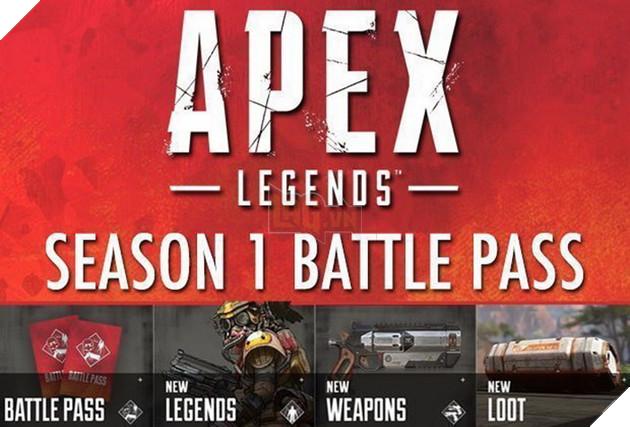 Apex Legends bị lộ cập nhật Mùa 1 với giá Battle Pass, update súng và các chi tiết mới