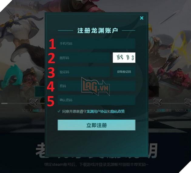Auto Chess Mobile: Hướng dẫn cách tải game cho Android và đăng nhập Đã cập nhật mới  4