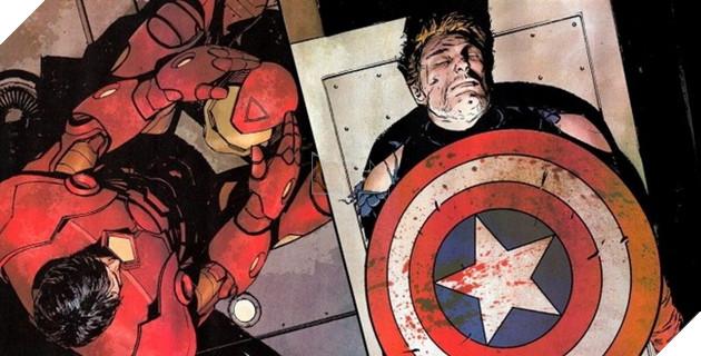 Bản Spoilers cốt truyện Avengers Endgame được fan chia sẻ trên Reddit như bản chính thức 8