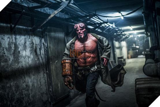 Hellboy trở lại, hài hước và táo bạo hơn