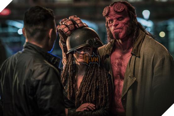 Hellboy trở lại, hài hước và táo bạo hơn 7
