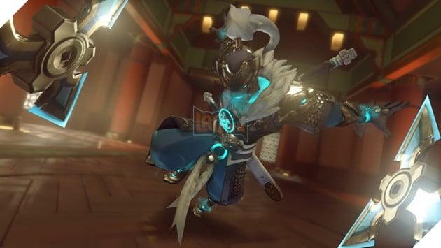 Hayate - Tướng mới nhất của LQM bị cho là mượn hình ảnh của Genji lẫn ulti của Reaper Overwatch 3