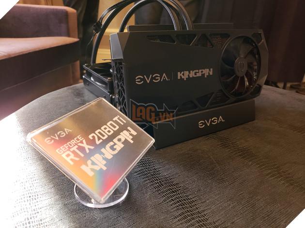 EVGA GeForce RTX 2080 Ti KINGPIN Hybrid - Quái vật đồ họa với chỉ số ép xung đạt kỷ lục 2