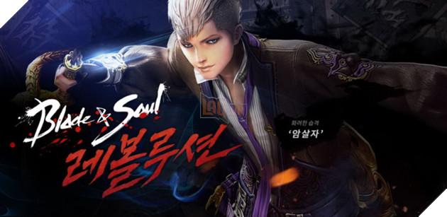 Blade & Soul Revolution ra mắt class Sát Thủ, dự kiến ra mắt
