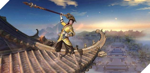 Funtap xác nhận độc quyền phát hành Đao Kiếm Vô Song tại thị trường Việt 8