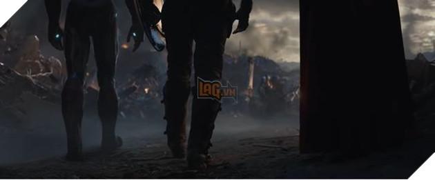 """Sau bao mong chờ, Thanos đã lộ diện trong TV spot """"đánh úp"""" của Avengers: Endgame  8"""