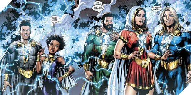Spoiler Alert Gia đình Shazam là ai? Cùng tìm hiểu về các anh em nhà Shazam 11