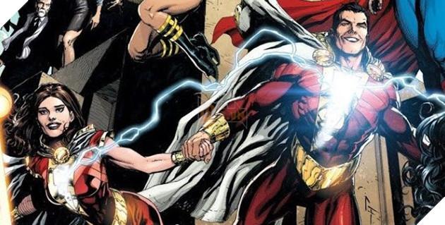 Spoiler Alert Gia đình Shazam là ai? Cùng tìm hiểu về các anh em nhà Shazam 9