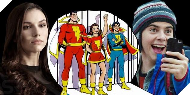 Spoiler Alert Gia đình Shazam là ai? Cùng tìm hiểu về các anh em nhà Shazam 6