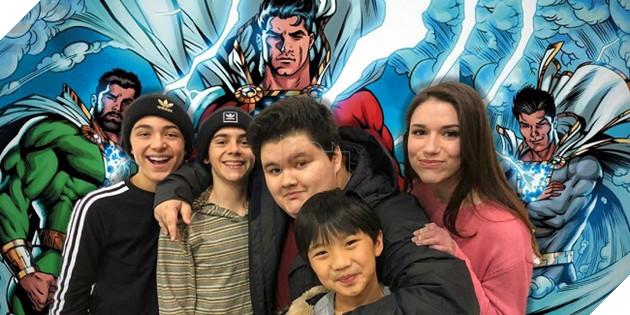 Spoiler Alert Gia đình Shazam là ai? Cùng tìm hiểu về các anh em nhà Shazam 4