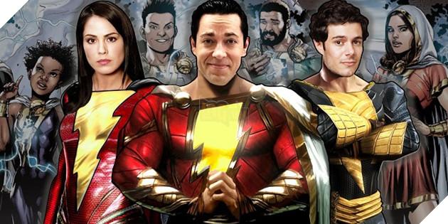 Spoiler Alert Gia đình Shazam là ai? Cùng tìm hiểu về các anh em nhà Shazam