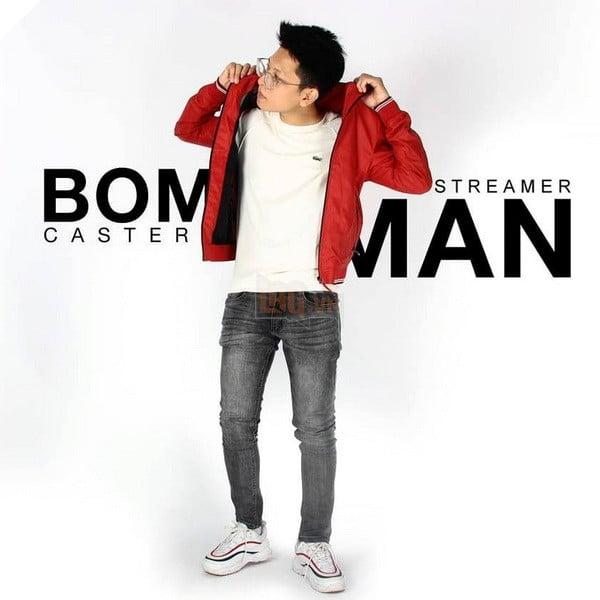 Bomman là ai? Caster huyền thoại của làng CS:GO và streamer đầy lửa của Việt Nam