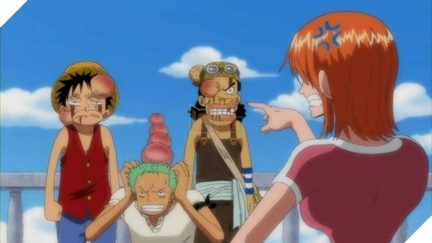 One Piece: Tổng hợp các thành viên bằng Mũ Rơm từng bị Nami đánh không trượt phát nào