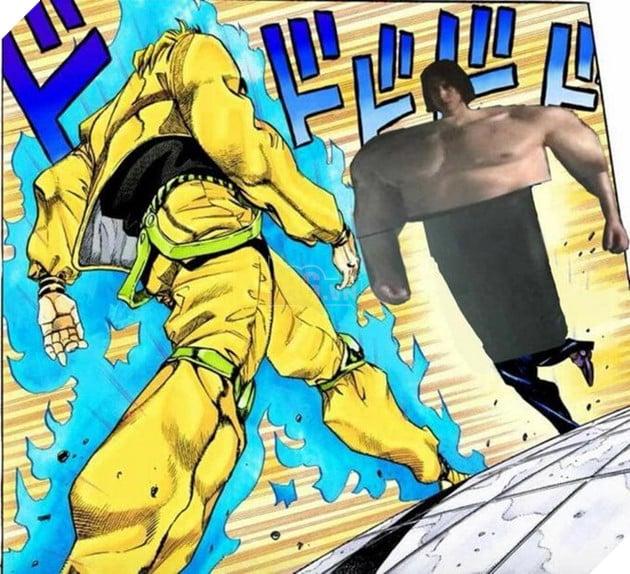 Meme Oh? You're approaching me là gì? và các biến thể thú vị của Meme Jojo vs Dio 6