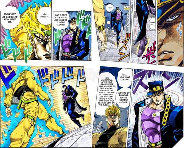Meme Oh? You're approaching me là gì? và các biến thể thú vị của Meme Jojo vs Dio 5