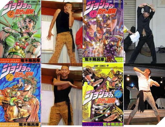 Meme Oh? You're approaching me là gì? và các biến thể thú vị của Meme Jojo vs Dio 3