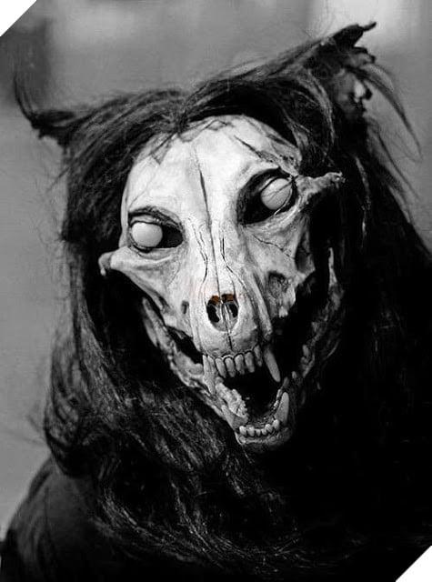 Truyền thuyết đáng sợ về quái vật ăn thịt người Wendigo 2