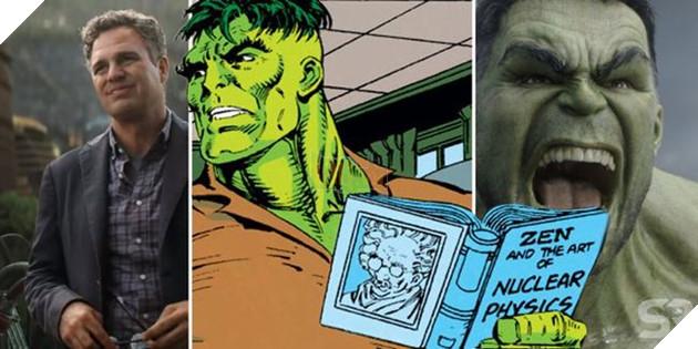Giáo sư Hulk, nhân vật 90% xuất hiện trong Endgame, là ai? 3