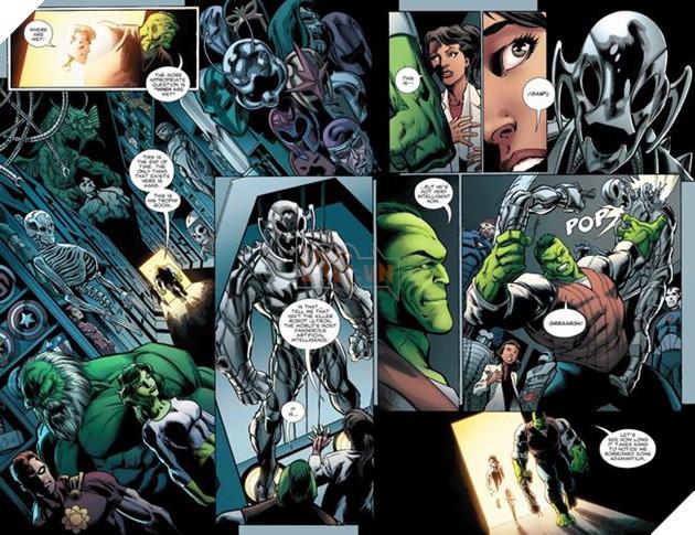 Giáo sư Hulk, nhân vật 90% xuất hiện trong Endgame, là ai? 4