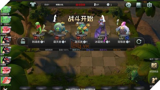 Auto Chess Mobile: Hướng dẫn cách tải game cho Android và đăng nhập Đã cập nhật mới  5