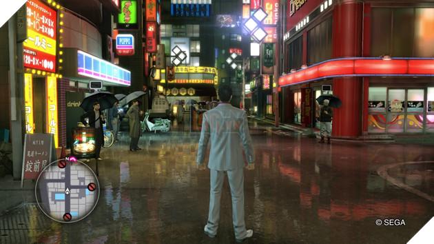 Yakuza Kiwami đã trở lại với đồ hoạ cực ngầu  6