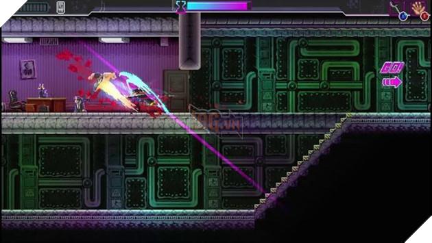 Giới thiệu game: Katana Zero - Sát thủ vòng lặp thời gian