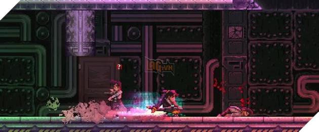 Giới thiệu game: Katana Zero - Sát thủ vòng lặp thời gian 2