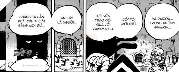 Spoilers ngày ra mắt One Piece Chap 941 và các tình tiết chuẩn bị bùng nổ 4