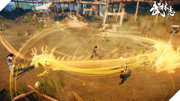Wushu Chronicles: Phiên bản offline mới của Age of Wushu chính thức ra mắt trên Steam 5