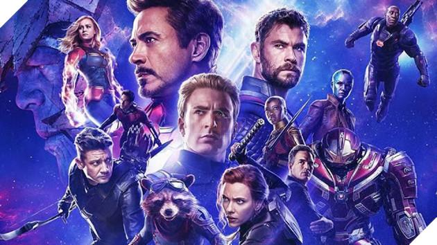 Review Avengers: Endgame - Cái kết của một hành trình
