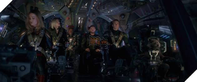Review Avengers: Endgame - Cái kết của một hành trình 3