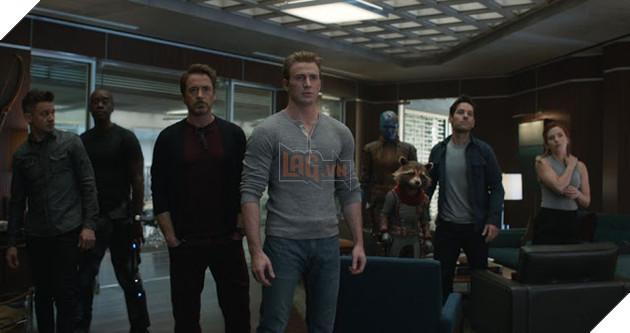 Review Avengers: Endgame - Cái kết của một hành trình 4