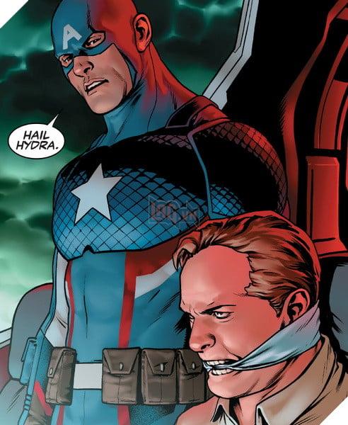 Hail Hydra là gì và tại sao Captain America lại nhắc tới nó trong Comic và phim 10
