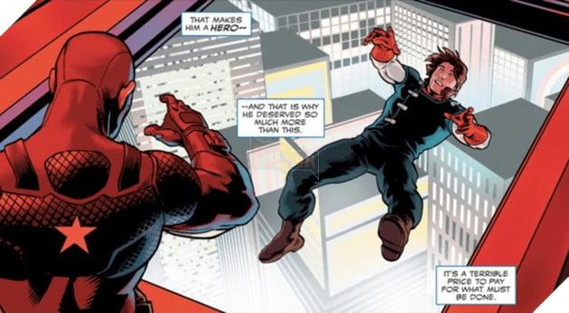 Hail Hydra là gì và tại sao Captain America lại nhắc tới nó trong Comic và phim 9