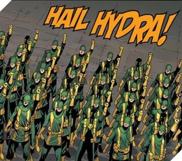 Hail Hydra là gì và tại sao Captain America lại nhắc tới nó trong Comic và phim 2