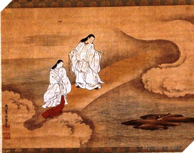 Thần thoại về Izanagi và Izanami, hai vị thần tạo ra sự sống trong truyền thuyết Nhật Bản 2