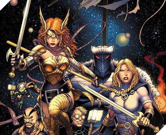 Asgardians of the Galaxy là gì? Tại sao Thor lại nhắc đến cái tên đó? 2
