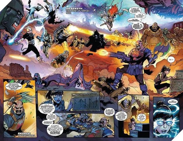 Asgardians of the Galaxy là gì? Tại sao Thor lại nhắc đến cái tên đó? 4