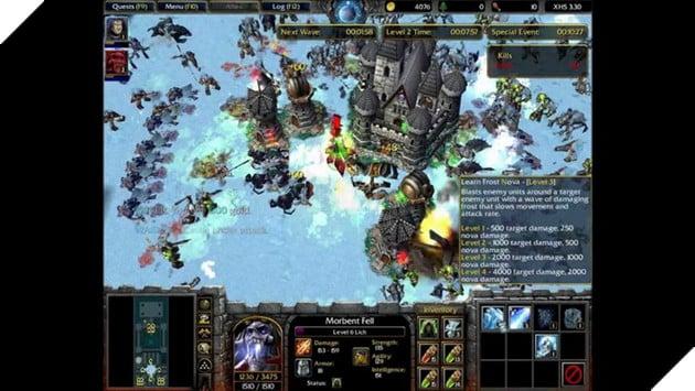 Tổng hợp các Custom Map hay nhất cho Warcraft 3 theo chủ đề 3