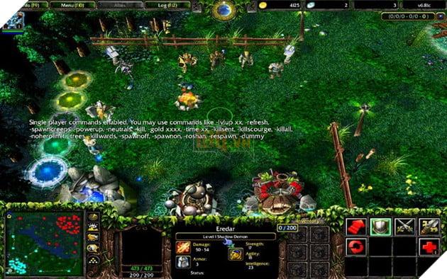 Tổng hợp các Custom Map hay nhất cho Warcraft 3 theo chủ đề