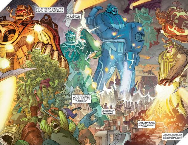 (Cuộc chiến giữa Deviants và Celestials, kết cục của loài Deviants)