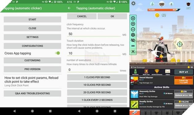 Top 5 ứng dụng Auto Click hay và dễ dùng nhất cho Android không cần Root máy