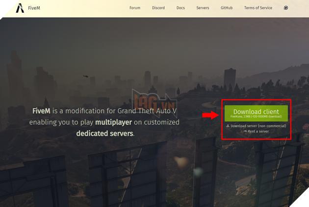 GTA V RolePlay: Hướng dẫn cài đặt và lối chơi của game 5