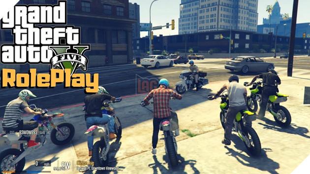 GTA V RolePlay: Hướng dẫn cài đặt và lối chơi của game
