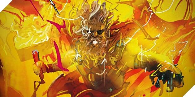 5 phiên bản Thor cực kì hùng mạnh, không bụng phệ mà cả Thanos cũng phải dè chừng 15